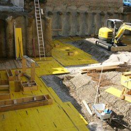 Diebstahl auf Baustellen